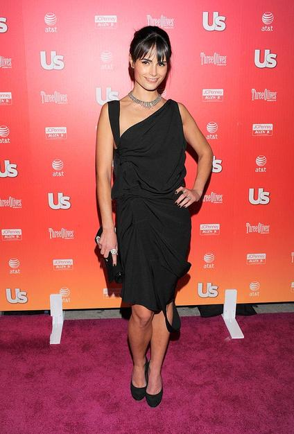 """Fast and Furious"" star Jordana Brewster has such a fantastic figure, we're curious why she picked this shapeless gown."