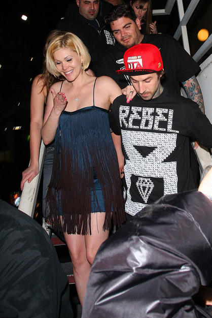 Although Travis Barker and Shanna Moakler were all smiles last weekend, by midweek the rocker and the beauty queen had split over allegations of infidelity.