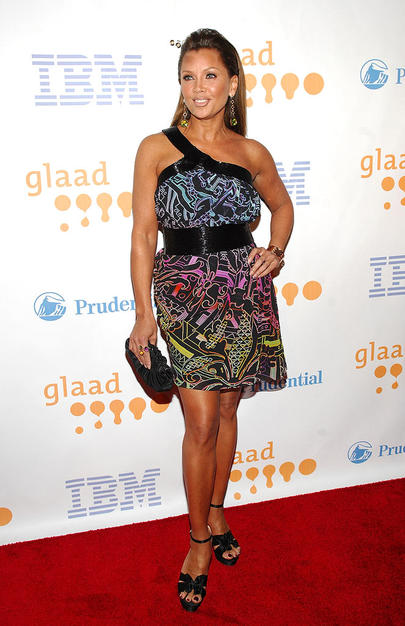 """Ugly Betty"" vixen Vanessa Williams wowed the crowd in a fun and flirty Matthew Williams"
