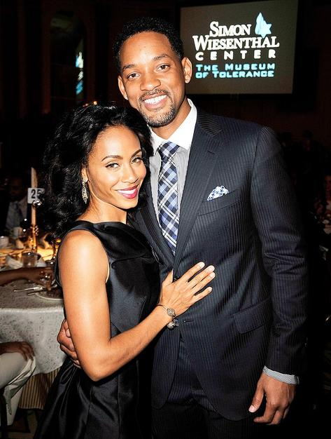 Jada Pinkett Smith and her hubby Will certainly make for one of the cutest couples in Hollywood.
