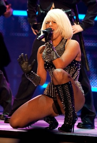 Lady Gaga is live and in full effect in Toronto, Canada. She's quite the live performer.