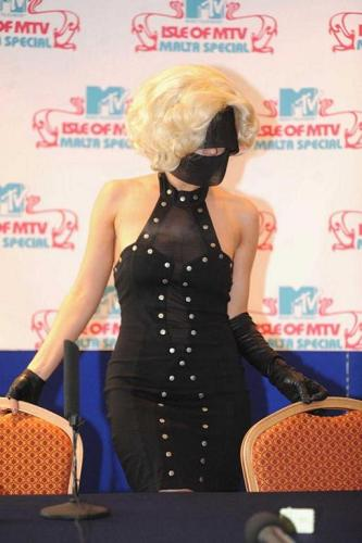Lady Gaga's latest appearance left fans scratching their heads. But then again, when does that not take place with Lady Gaga.