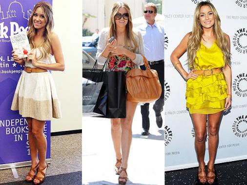 Trendy Celebrity Style Watch: Evening Dresses for 2010/2011